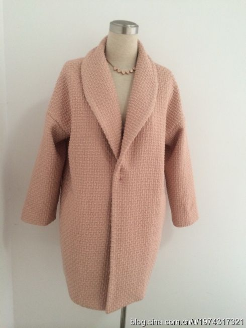 Simple pattern of a coat / Simple Patterns / SECOND STREET | пальто ...