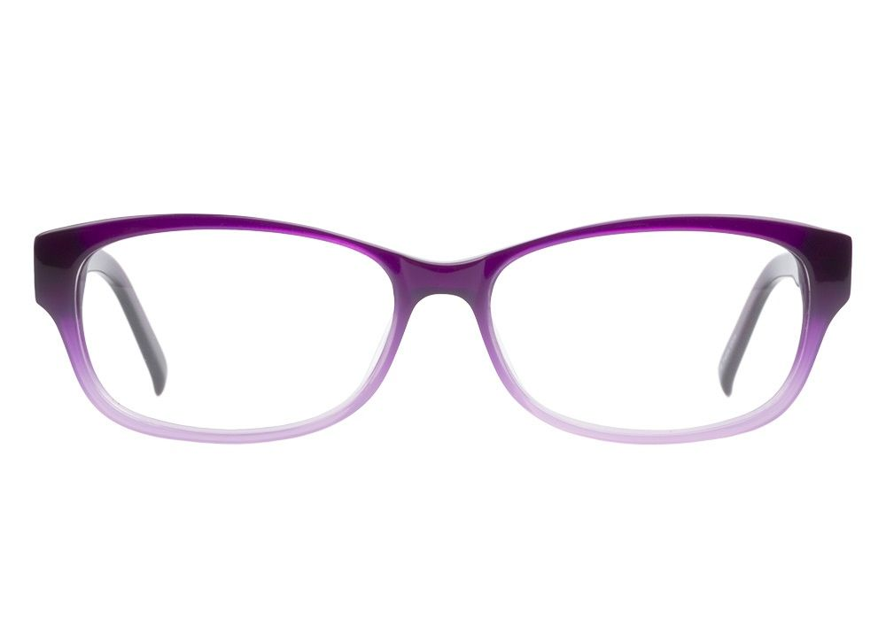 8733574b0c8 Michelle Lane ML810 Purple Ombre eyeglasses are flirty and fun. This vivid  frame has a faux cateye shape with a rich purple ombre finish.
