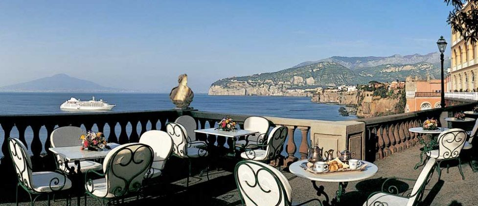 Grand Hotel Excelsior Vittoria, Sorrento -- is a family-friendly ...