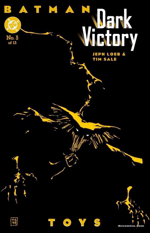 Batman: Dark Victory no. 3 (Feb 2000)