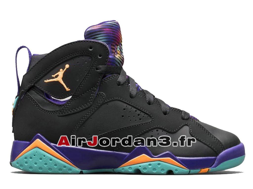 online retailer 1f088 c58d8 Air Jordan 7 Retro Gs ´Lola Bunny´ Chausport Jordan Officiel 2017  Femme/Enfant Noires - 1706070473 - Nike Air Jordan Officiel Site (FR)