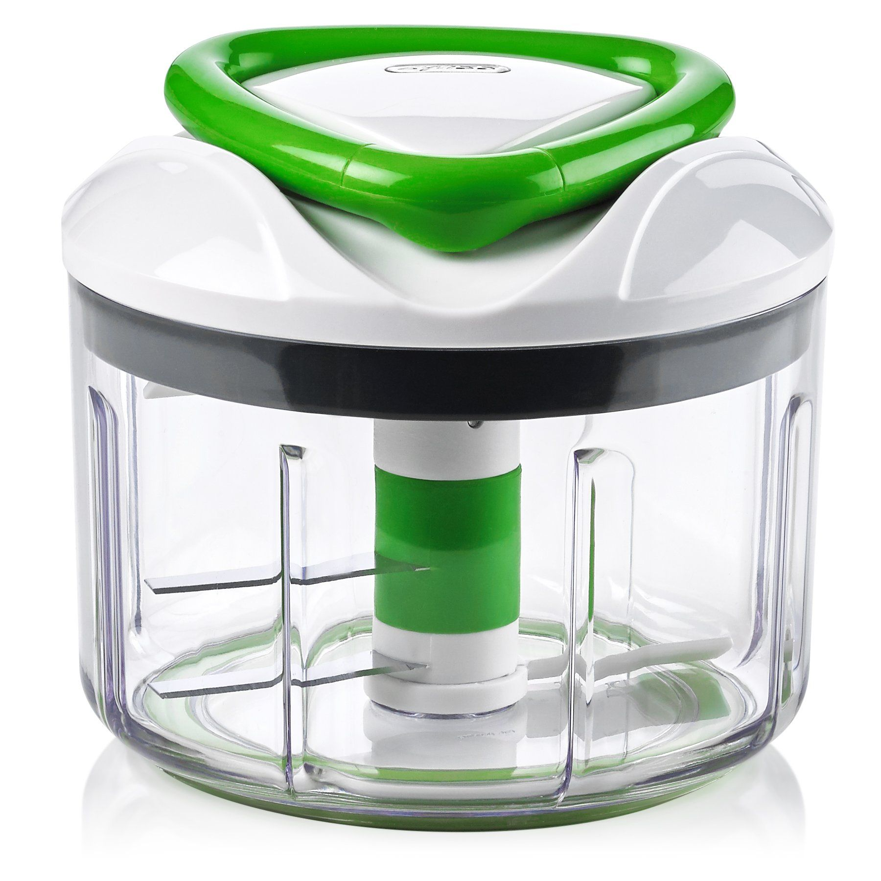 Manual Food Processor And Chopper Easy Pull Vegetable Slicer And