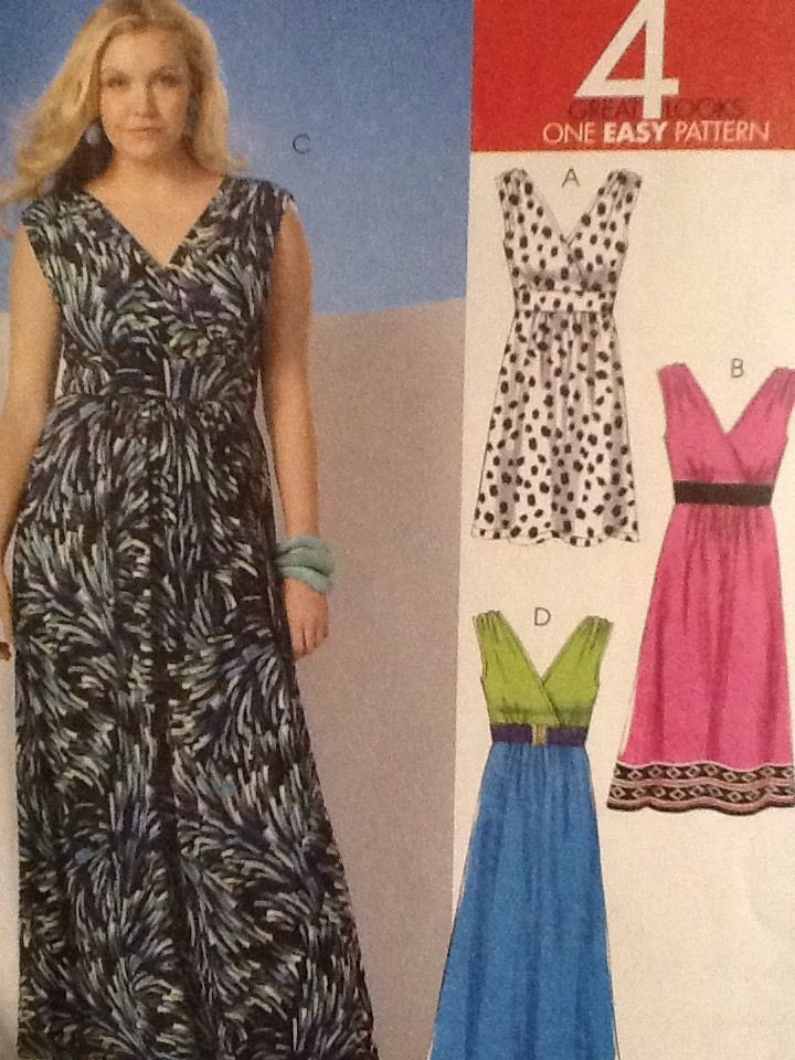 McCalls Pattern M6073 Size 8-10-12-14-16 #McCall | Cost vintage and ...