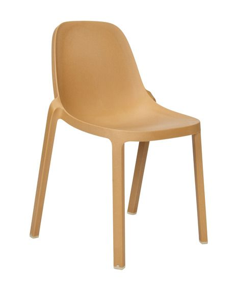 Broom Chair - by Philippe Starck