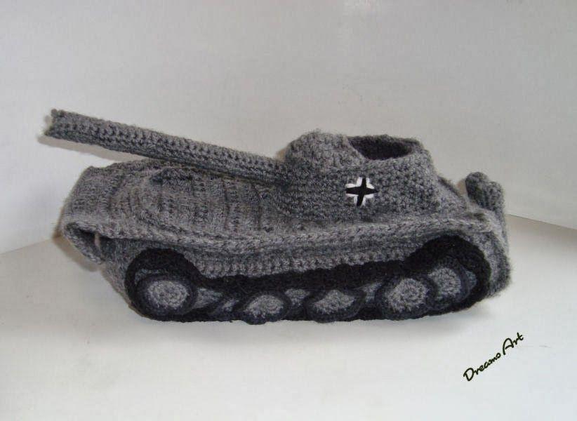 Dreams Art Panzer Pantoffeln Häkeln Pinterest Häkeln Häkeln