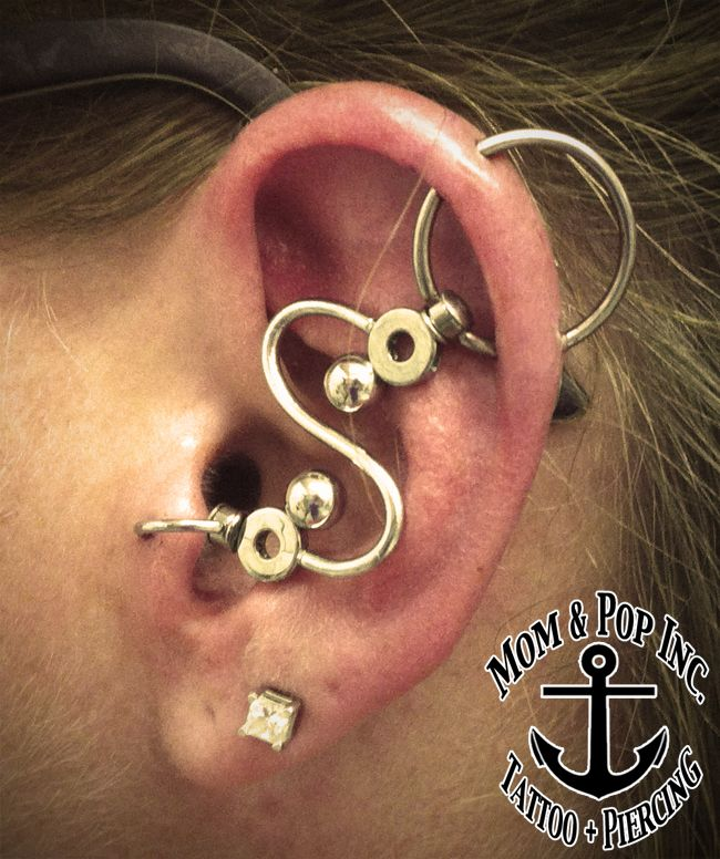 Jewelry Shaping Custom Jewelry Custom Ear Piercing Unique