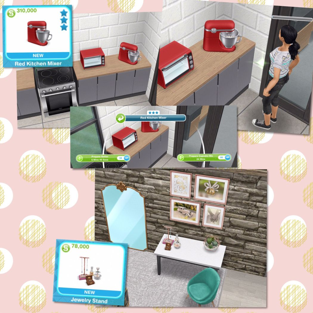 The Sims Freeplay Wedding Presents Live Event The Girl Who Games The Sims Casas The Sims Freeplay Sims