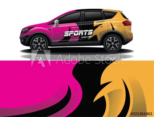 Suv car wrapping decal design , #AFFILIATE, #car, #Suv, #wrapping, #design, #decal #Ad