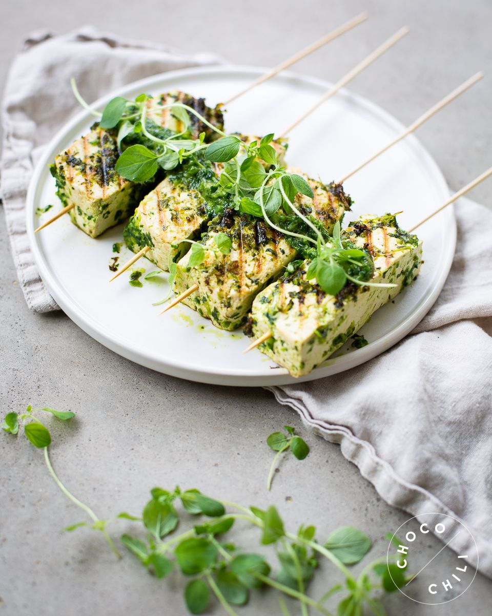 Grillattu Tofu