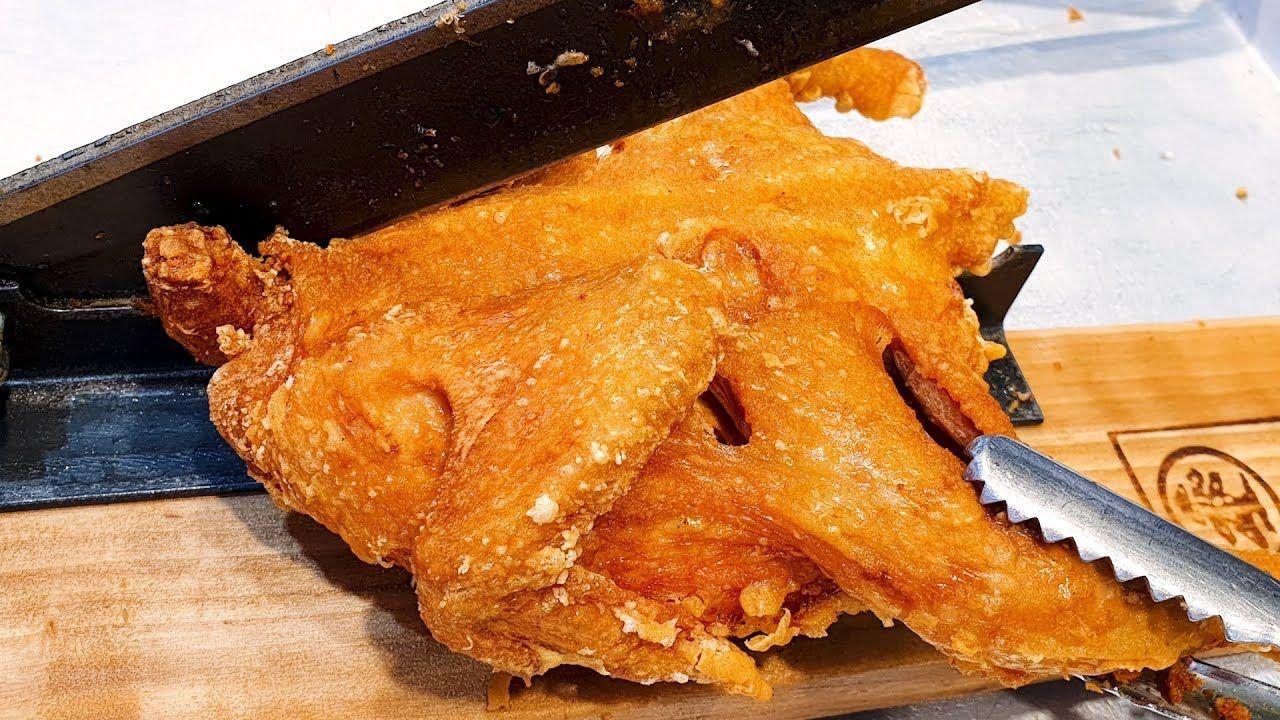 6 delicious korean fried chicken korean traditional