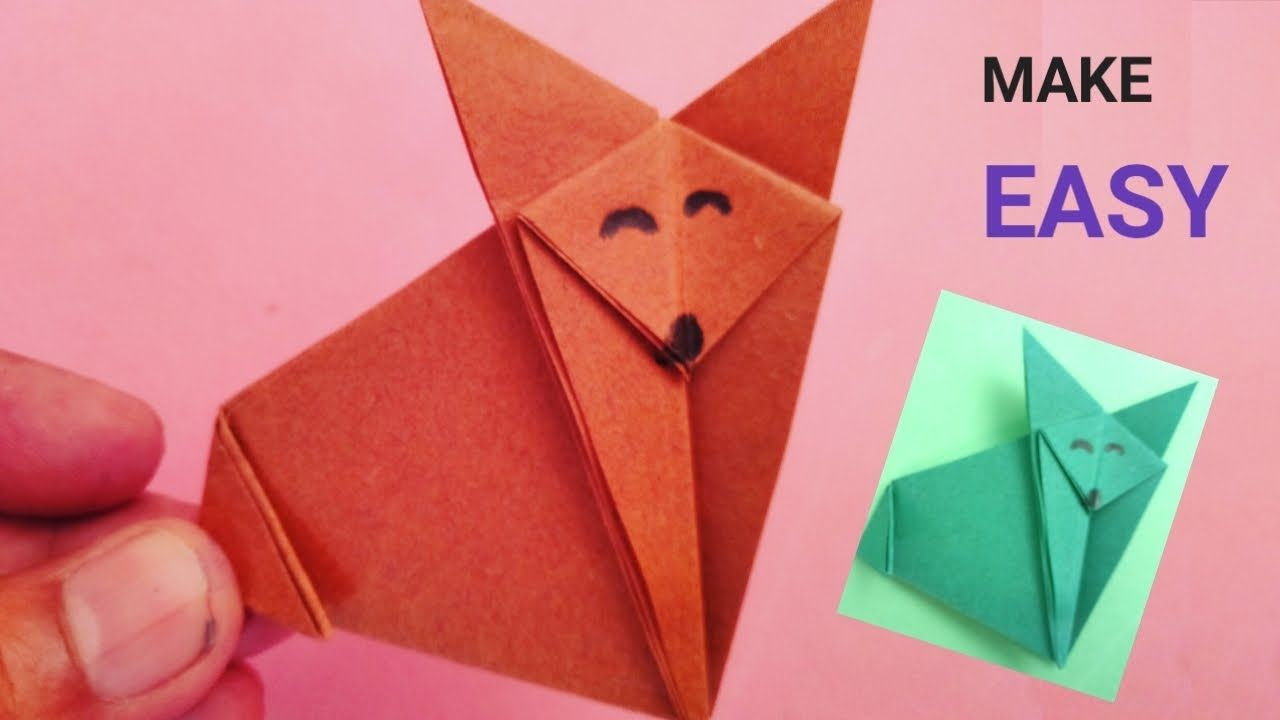 How To Make A Origami Paper Diamond Easy-DIY Simple Origami ...   720x1280