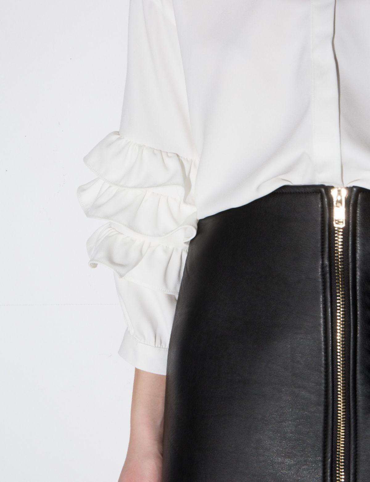 white Blouse #fashion #pixiemarket
