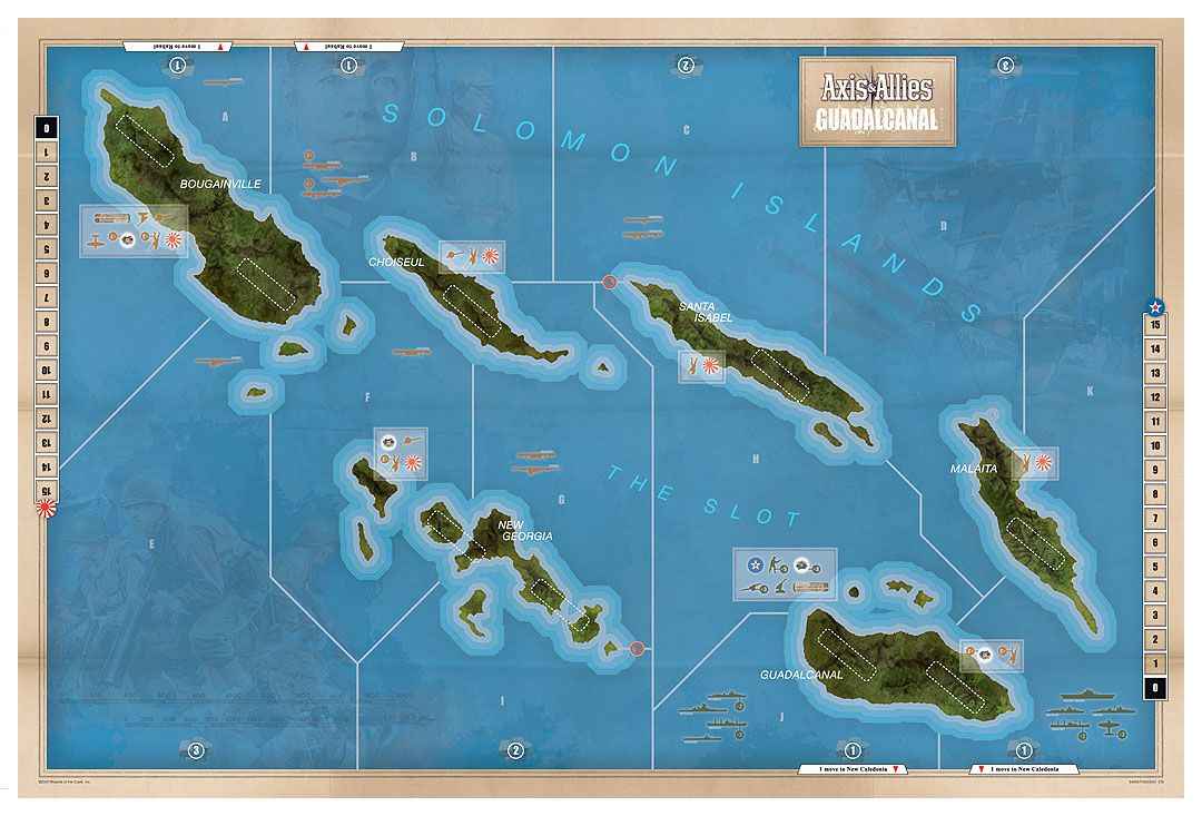 Large Axis and Allies Maps | Axis and Allies  org Forums: Map