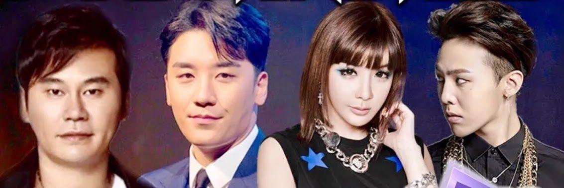 كيف أدى يانغ هيون سوك بوكالة واي جي إلى الهاوية Https Ift Tt 2lqiiqv Yang Hyun Suk