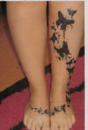 Butterfly Tribal Tattoos on Lower Back Tribal Butterfly Tattoo     Killer Desgins From Top Tattoo