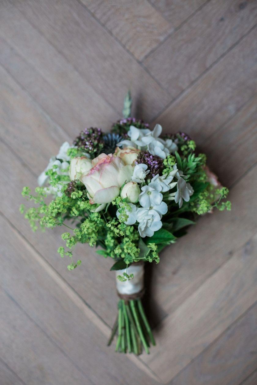 bouquet by Malene Christensen. frederiksberg bryllup. copenhagen wedding photographer Camilla Jørvad