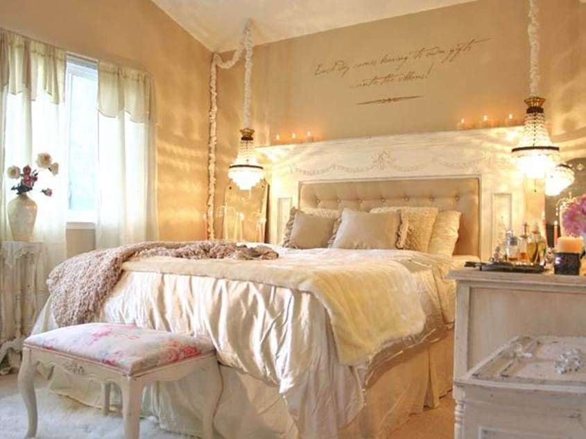 Shabby Chic Bedroom Design For Minimalist Home Country Chic Bedroom Bedroom Makeover Shabby Bedroom