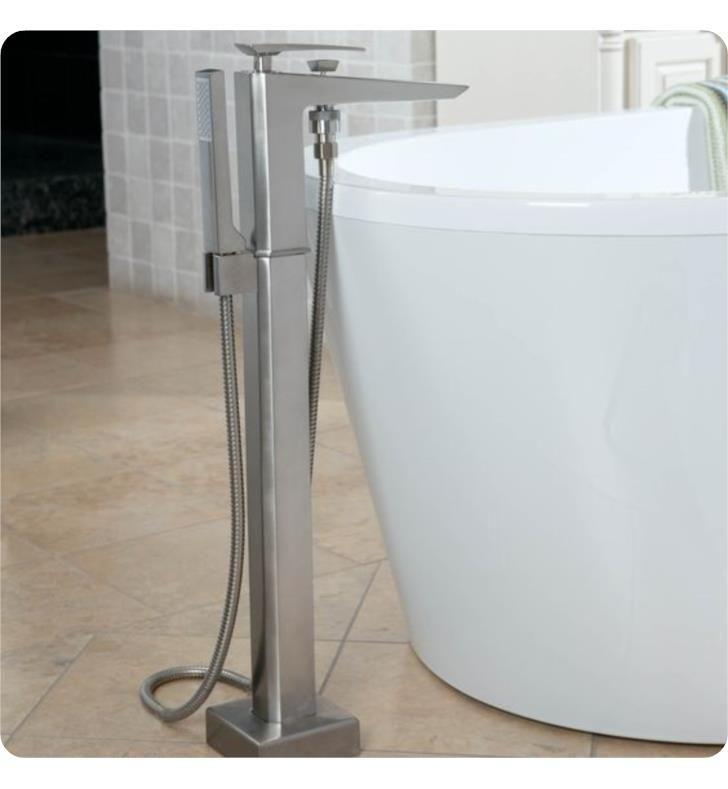 Toto Tb100sf Pn Single Handle Freestanding Tub Bath Bathroomremodel Homeimprovement Homeessentiaepot