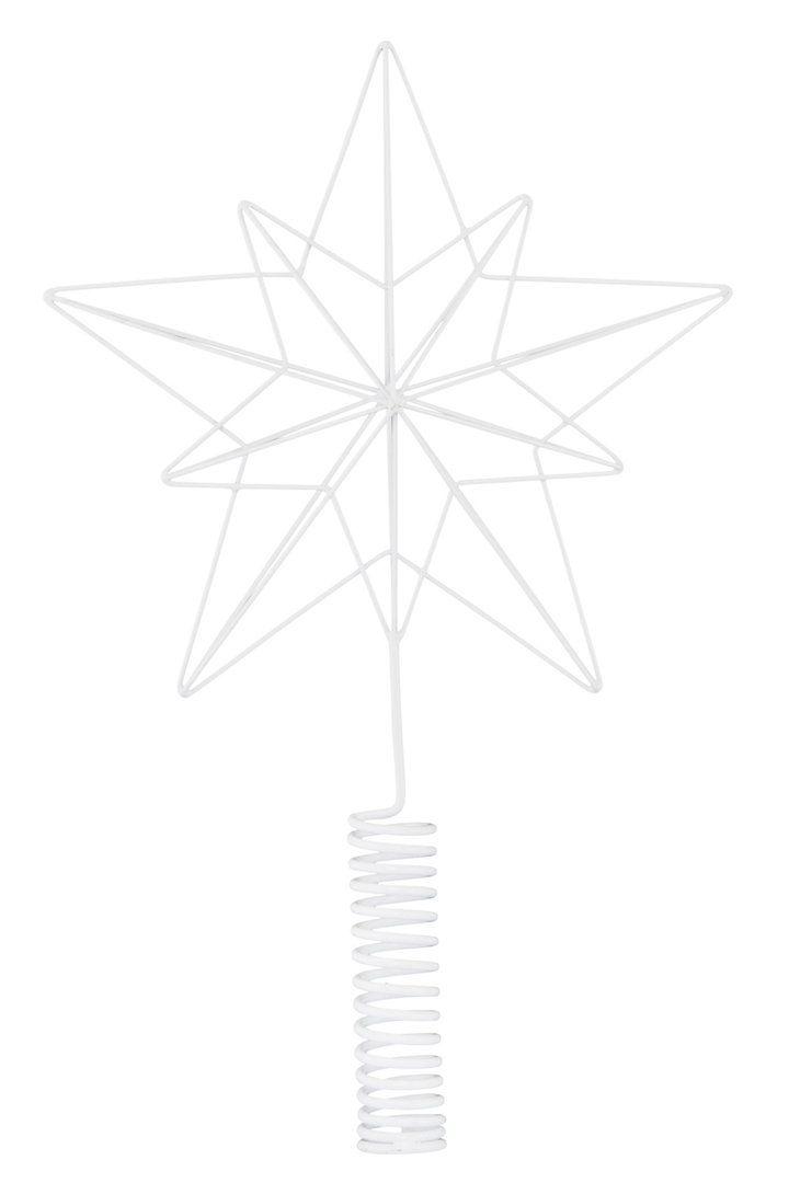 Christbaumspitze tannenbaumspitze von house doctor christmas pinterest weihnachten - Christbaumspitze basteln ...
