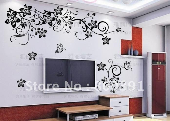 frise murale pochoir nature recherche google frise. Black Bedroom Furniture Sets. Home Design Ideas