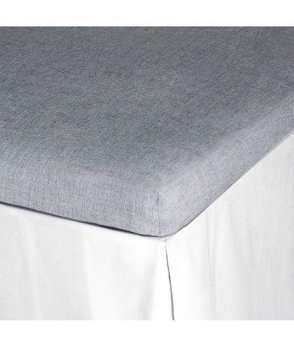Spannbettlaken Product Detail H M Spannbettlaken Bettlaken