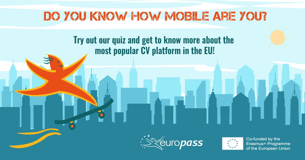 do you know how mobile are you  try out our quiz and get