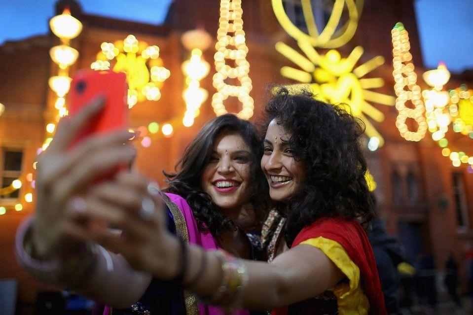 Pin by Teri Tasveer on Diwali Selfie! Personality traits