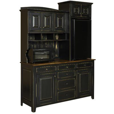 August Grove Angeletta Cafe Standard China Cabinet