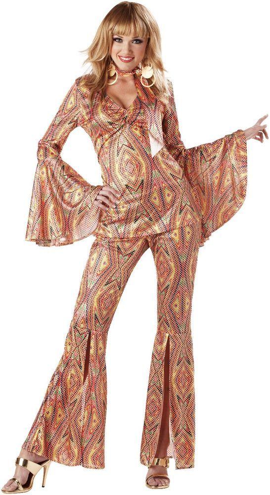 discolicious sexy adult women costume - Ebaycom Halloween Costumes