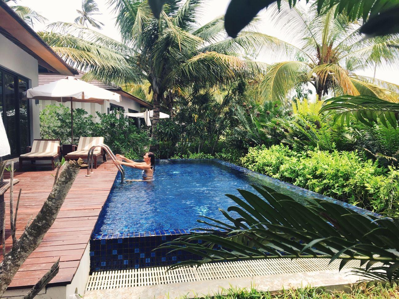 Læs Sisse Fiskers beretning om selvforkælelse på Zanzibars mest luksuriøse villaresort, The Residence 5* med Nyhavn Rejser.