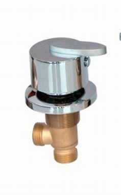 1 In 1 Out Bathtub Split Type Hot And Cold Water Valve Massage Bathtub Cold And Hot Water Switch Shower Room M Bathroom Shower Faucets Water Valves Cold Water