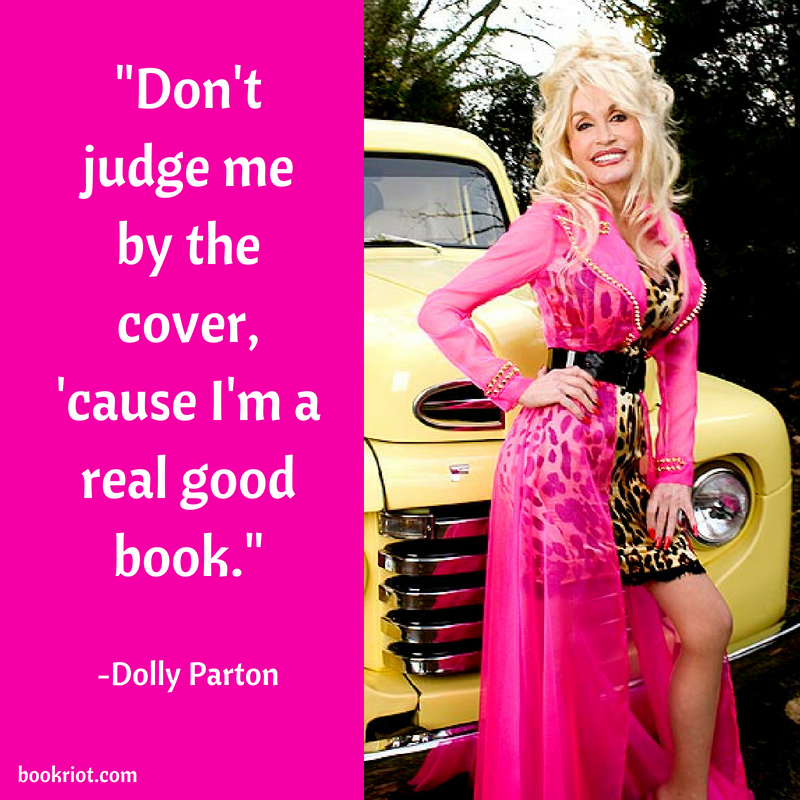 The Best Dolly Parton Quotes on Reading from BookRiot.com | Dolly Parton Quotes | Quotes About Reading | Imagination Library | #books #readingquotes #dollyparton