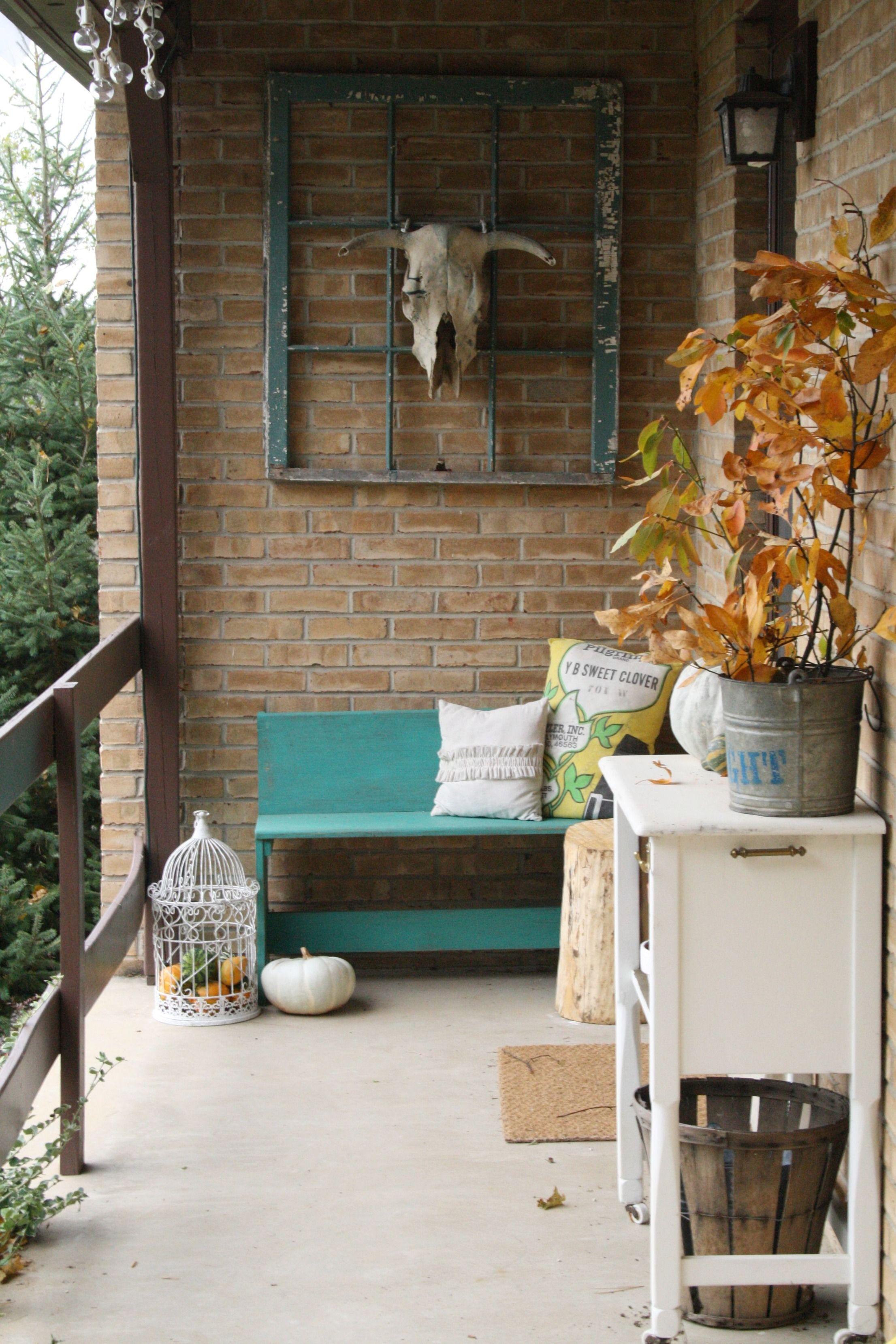 Buffalo Skull In Living Room Interior Home Decor Fireplace Decor Skull living room decor