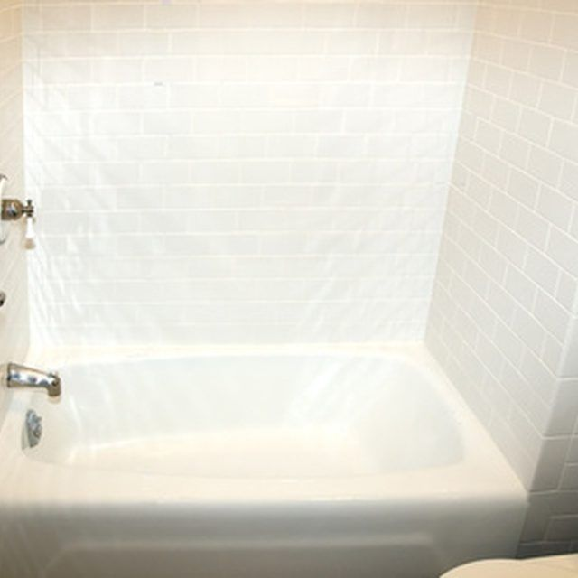 How To Remove Soap Scum From A Shower Stall Cleaning Bathroom