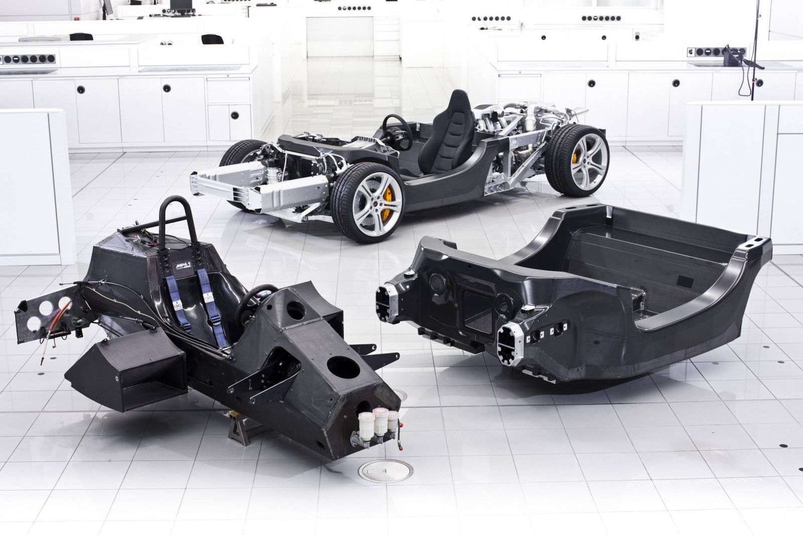 Chassis design of f1 car - F1 Car Frame Google Search
