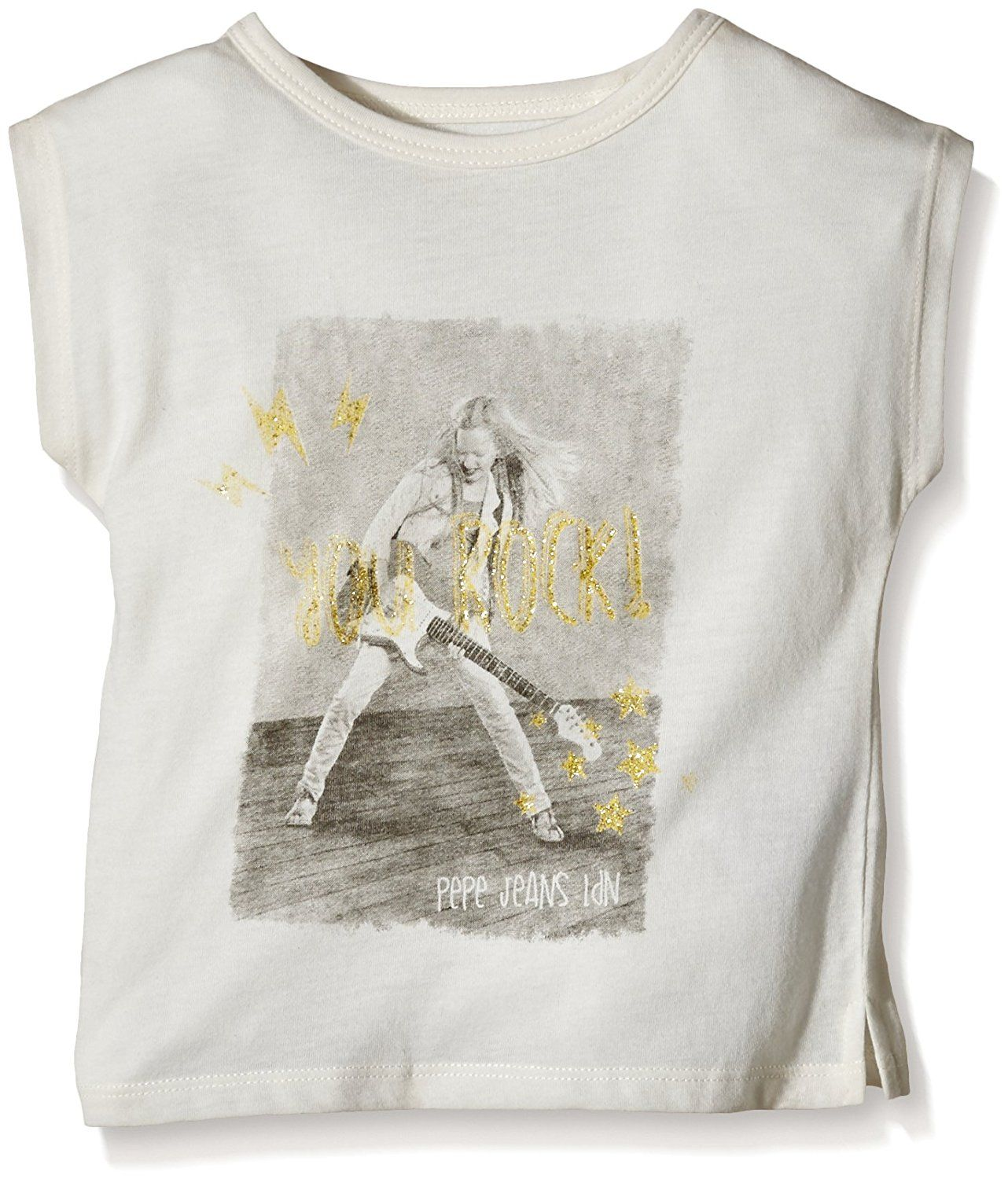 Pepe Jeans Girl S Vanessa Kids T Shirt Cute Baby Clothes