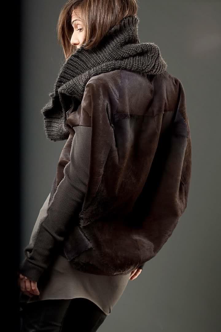 Alessandra Marchi - love this jacket