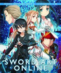 Resultado de imagen de sword art online