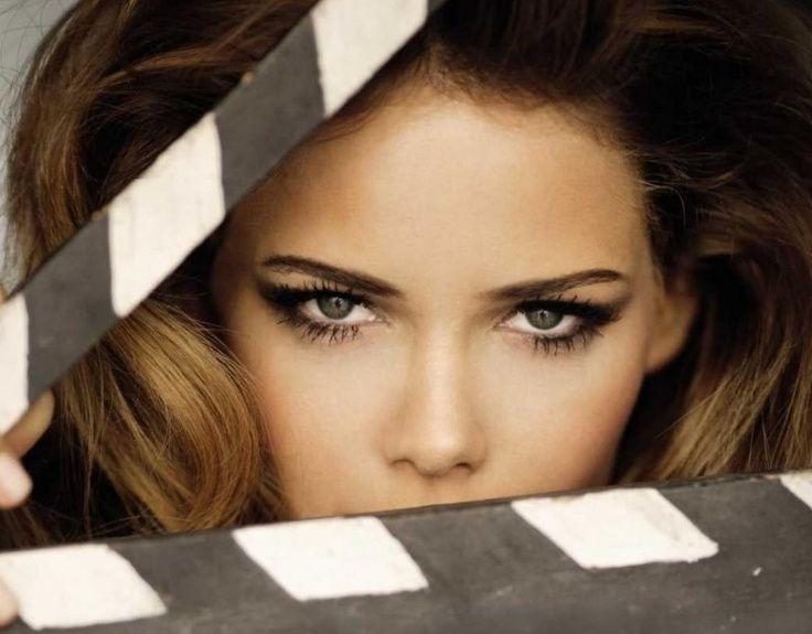 Stunning face shots