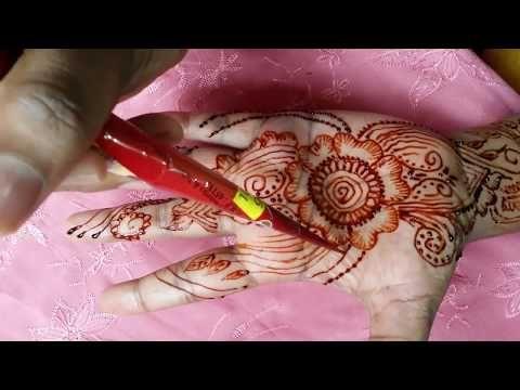 Mehndi Diya Design : Latest mehndi thaal decoration