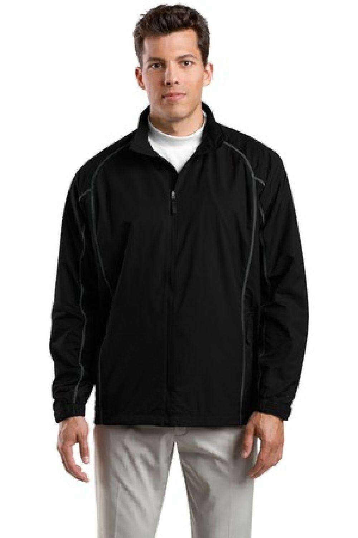 de325f965d73 Nike 408324, Nike Golf - Full-Zip Wind Jacket. | Nike | Wind jacket ...