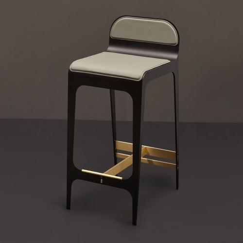 Gabriel scott tabouret bardot mobilier design deco furniture sillas de bar sillas de for Deco mobilier design