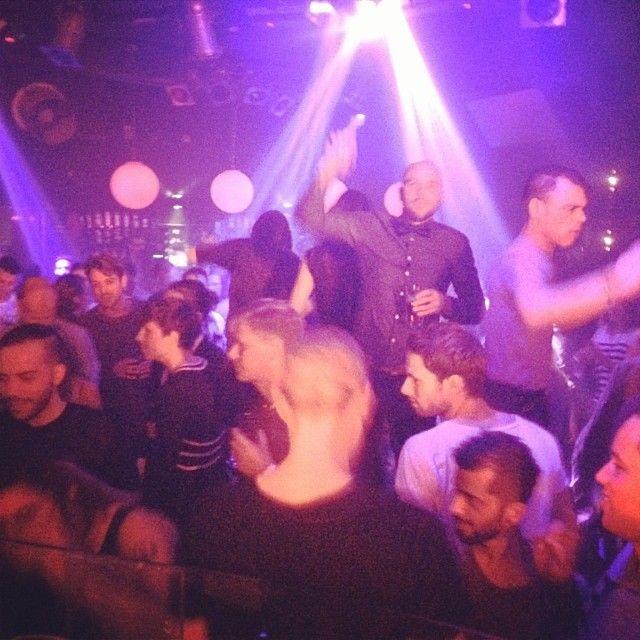 Amsterdam dating Club