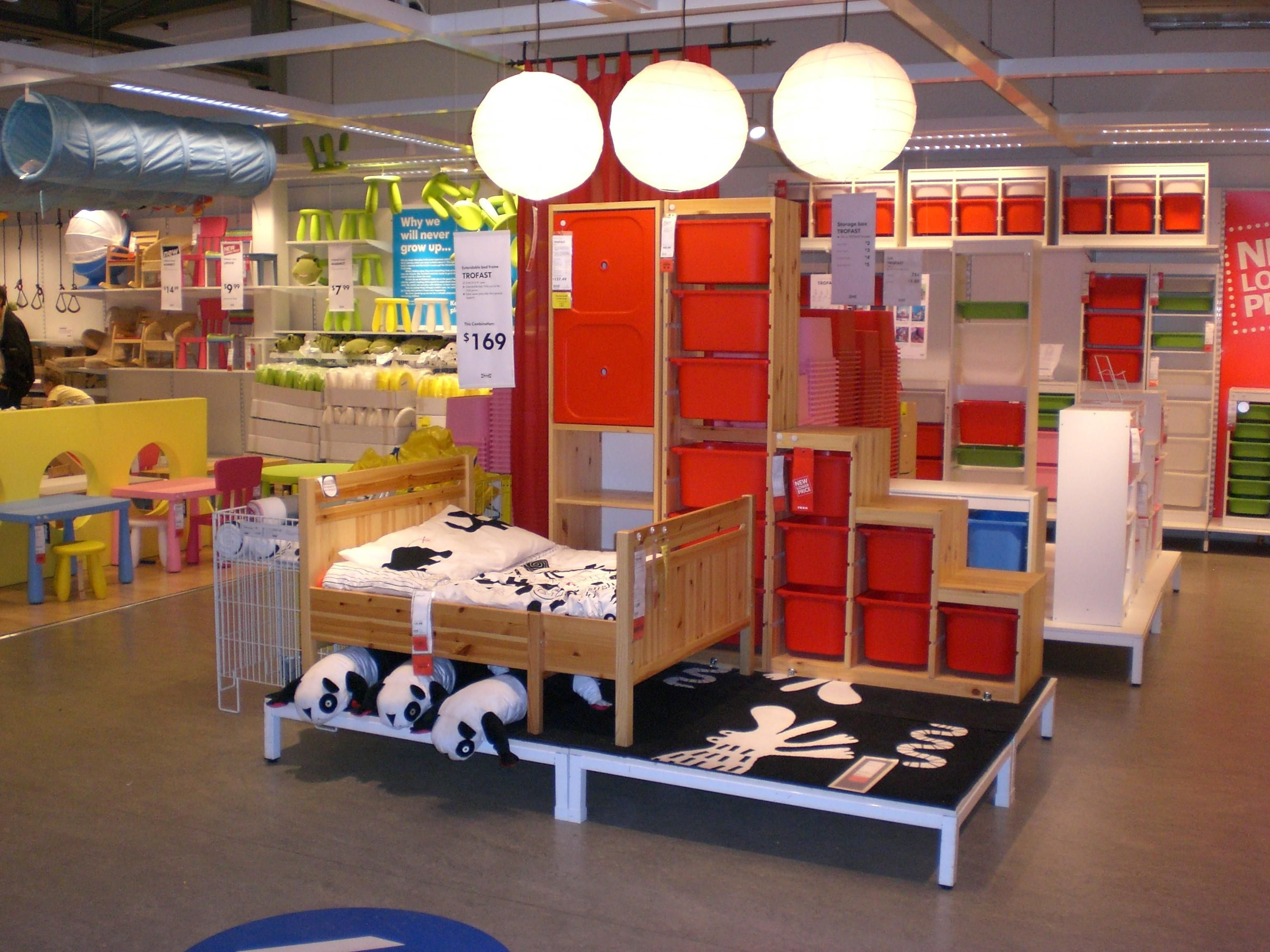 Ikea Furniture Store Editorial Image   Image: 67118140