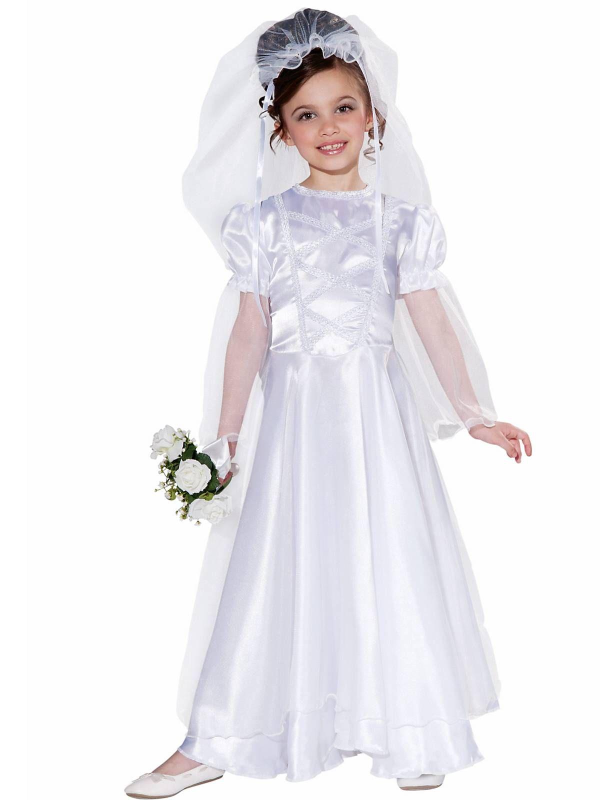 Wedding Belle Girls Costume