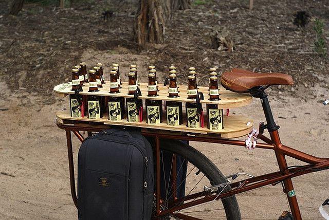 Beer Bike Fashion Tips