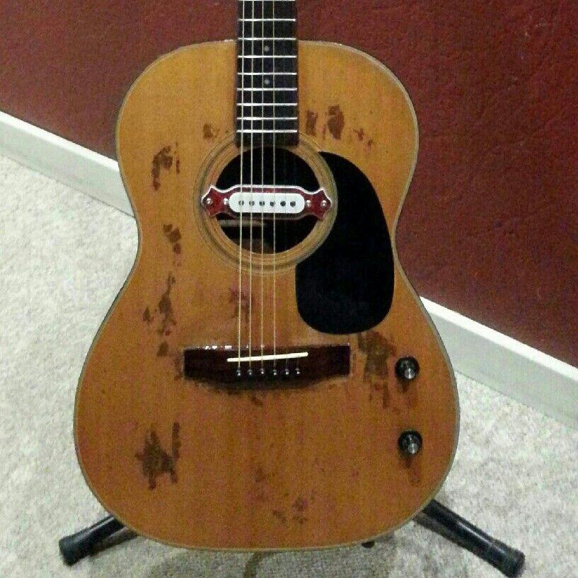 I Restored This Vintage Fender Acoustic