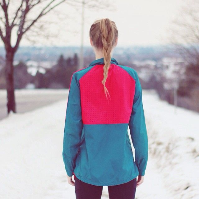SnapWidget | My favourite hairstyle for a run  #braid #ponytail #adidas #workoutwednesday