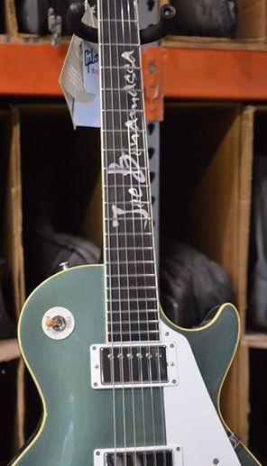 Joe Bonamassa Gibson Les Paul Electric Guitar