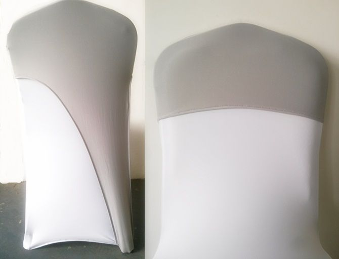 Surprising Silver Colour Lycra Chair Covers Caps Universal For Wedding Andrewgaddart Wooden Chair Designs For Living Room Andrewgaddartcom